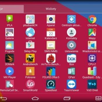 Recenzja tabletu LG G Pad 8.0 LTE V490 14