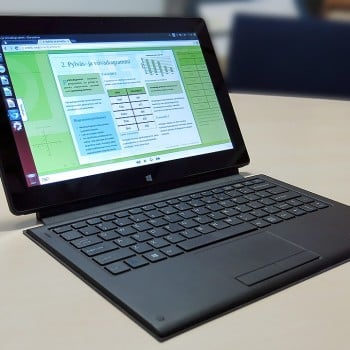 Tablet z Ubuntu i Windows? Tak, to Mobi 20