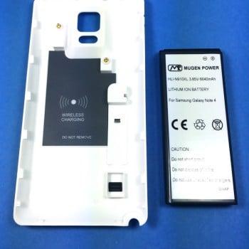 Mugen wprowadził do swojej oferty etui z dwukrotnie mocniejszą baterią do Galaxy Note 4 20
