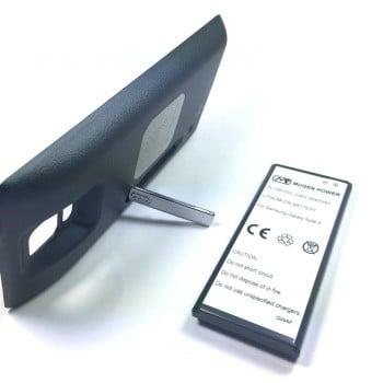 Mugen wprowadził do swojej oferty etui z dwukrotnie mocniejszą baterią do Galaxy Note 4 21