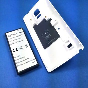 Mugen wprowadził do swojej oferty etui z dwukrotnie mocniejszą baterią do Galaxy Note 4 22
