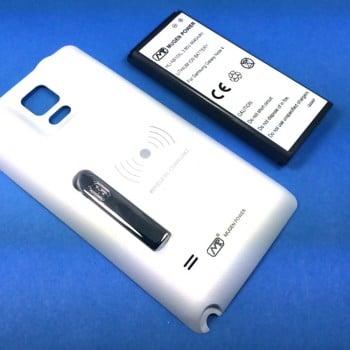Mugen wprowadził do swojej oferty etui z dwukrotnie mocniejszą baterią do Galaxy Note 4 23