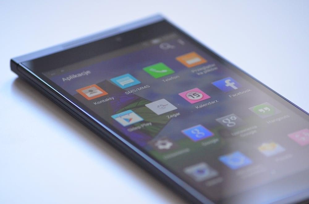 Wszystkie nowe Recenzja myPhone Luna. Najlepszy tabletofon do 1000 złotych VA97