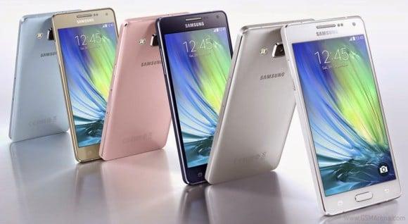 Samsung  Galaxy E Galaxy A