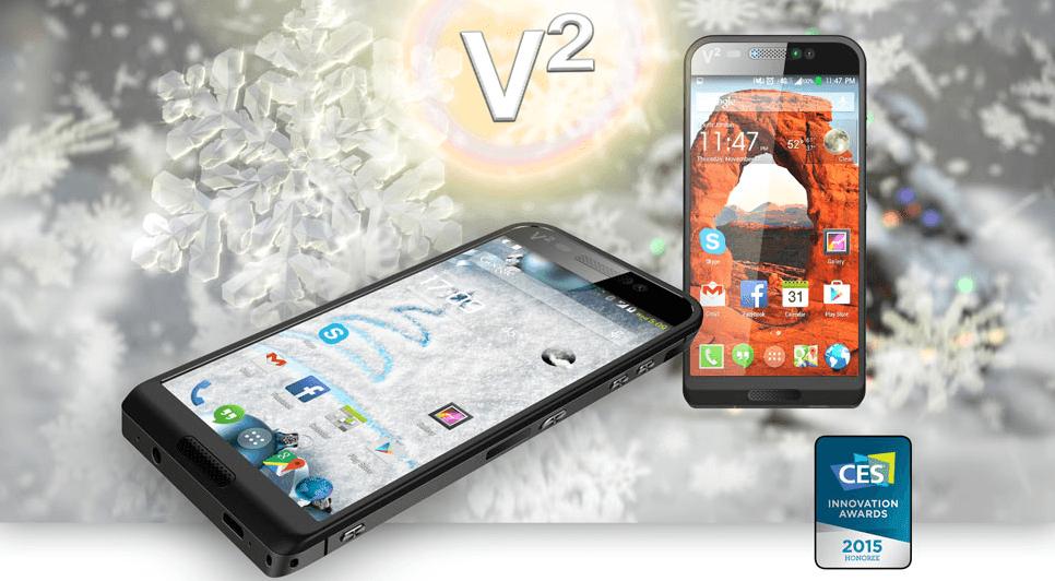 Saygus V2 to mocny smartfon, który może mieć łącznie 320 GB pamięci 24