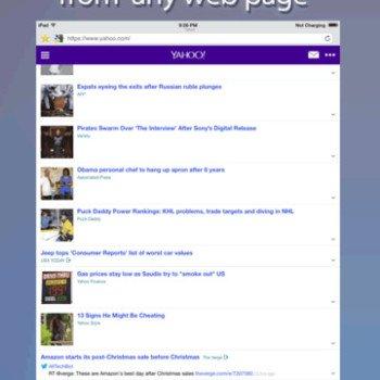Tabletowo.pl Przeglądarka Speech Browser chwilowo za darmo na iOS Aplikacje iOS Promocje