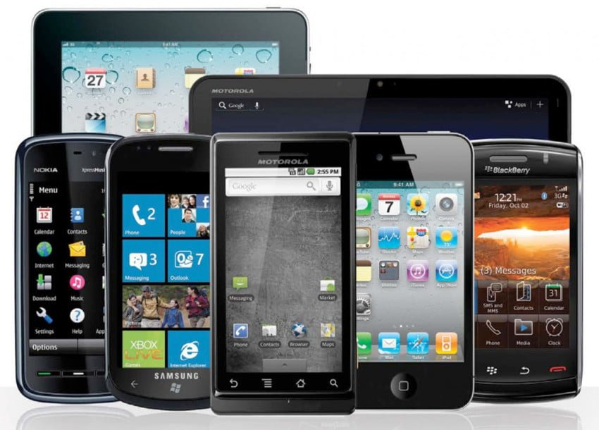 tablets-smartphones-dental-office
