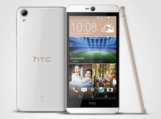 Tabletowo.pl HTC Desire 826 to ciekawy 5,5-calowy phablet ze Snapdragonem 615 Android HTC Nowości Smartfony