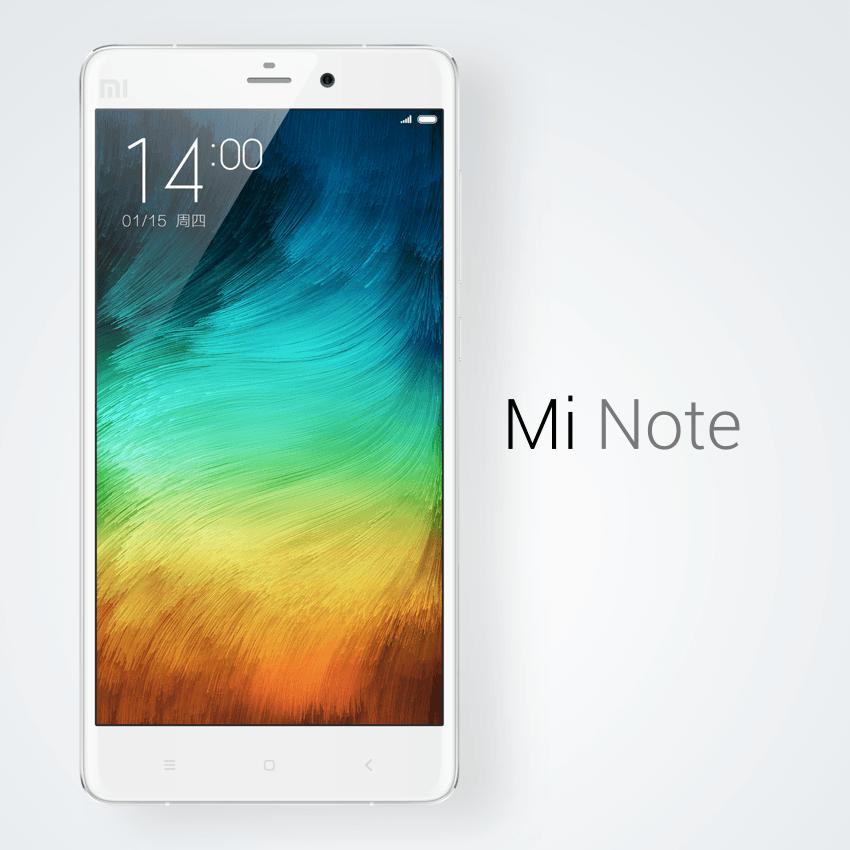Xiaomi Mi Note 2 może być kolejnym po Vivo Xplay 5 smartfonem z obustronnie zakrzywionym ekranem 22