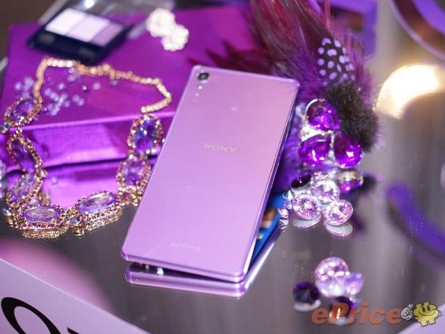 Sony Xperia Z3 od teraz również w fioletowej odsłonie 21