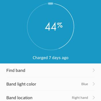 Tabletowo.pl Xiaomi Mi Band - inteligentna opaska na każdą kieszeń - wyniki testu Recenzje Wearable Xiaomi