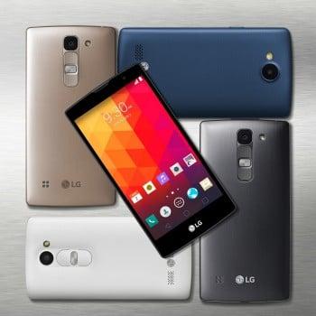 Tabletowo.pl Podczas targów MWC 2015 LG zaprezentuje cztery budżetowe modele Android LG Smartfony