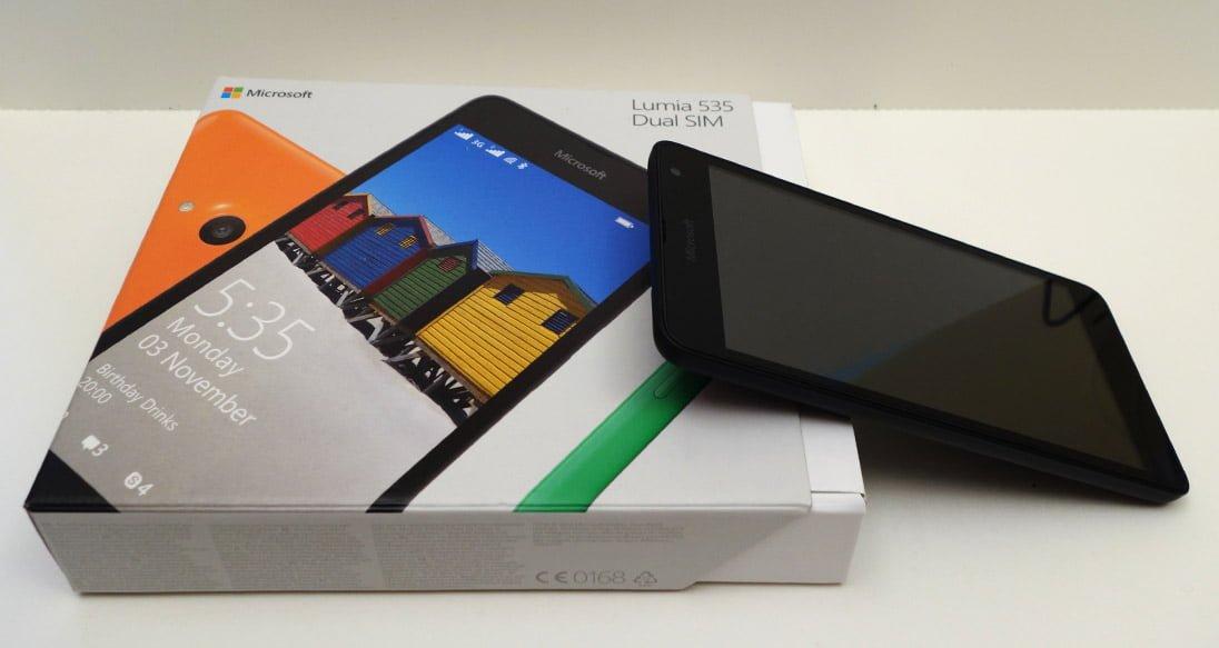 Już nie Lumia 520, a Lumia 535 jest obecnie najpopularniejszym smartfonem z mobilnymi okienkami 22
