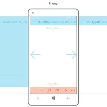 MDL2 Phone