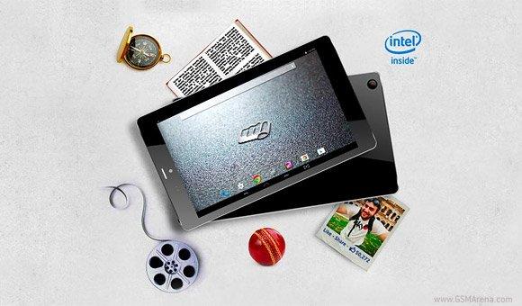Tabletowo.pl Micromax Canvas Tab P666 z procesorem Intela oficjalnie Nowości Plotki / Przecieki Tablety