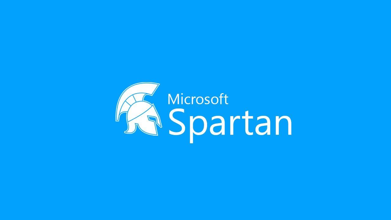 Spartan dostępny tylko na Windows 10 19