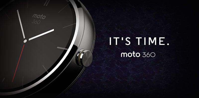 Rozpoczynamy testy smartwatcha Moto 360
