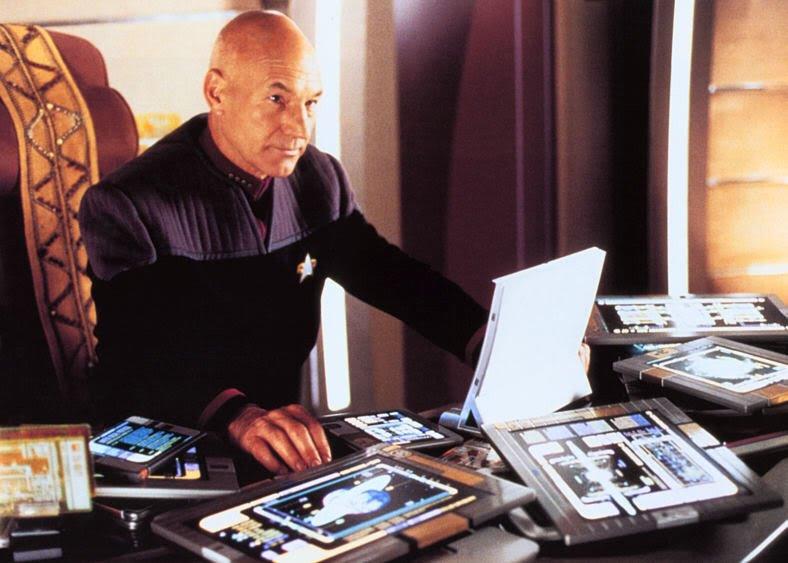Tabletowo.pl Historia tabletów – protoplaści w kulturze sf: część II – Star Trek Ciekawostki Cykle Felietony