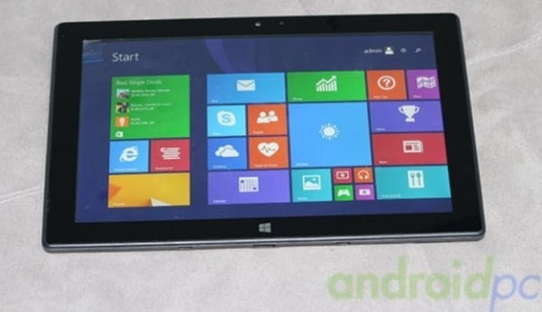 Pipo prezentuje 10,1-calowy tablet z dwoma systemami 23