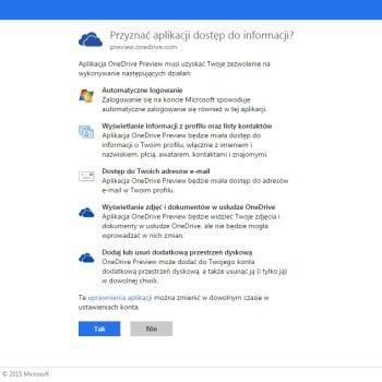 Tabletowo.pl Krótko: Microsoft daje 100 GB w chmurze na dwa lata Microsoft Technologie W skrócie