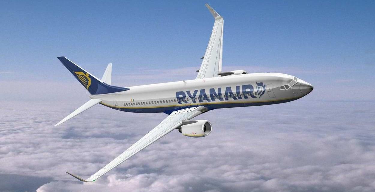 Współpraca Ryanair z Vodafone i iPady do samolotów 17