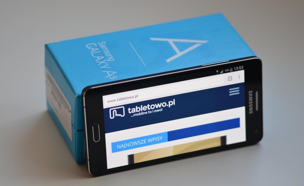 Samsung zaczął uaktualniać Galaxy A5 do Androida 6.0.1 Marshmallow 17