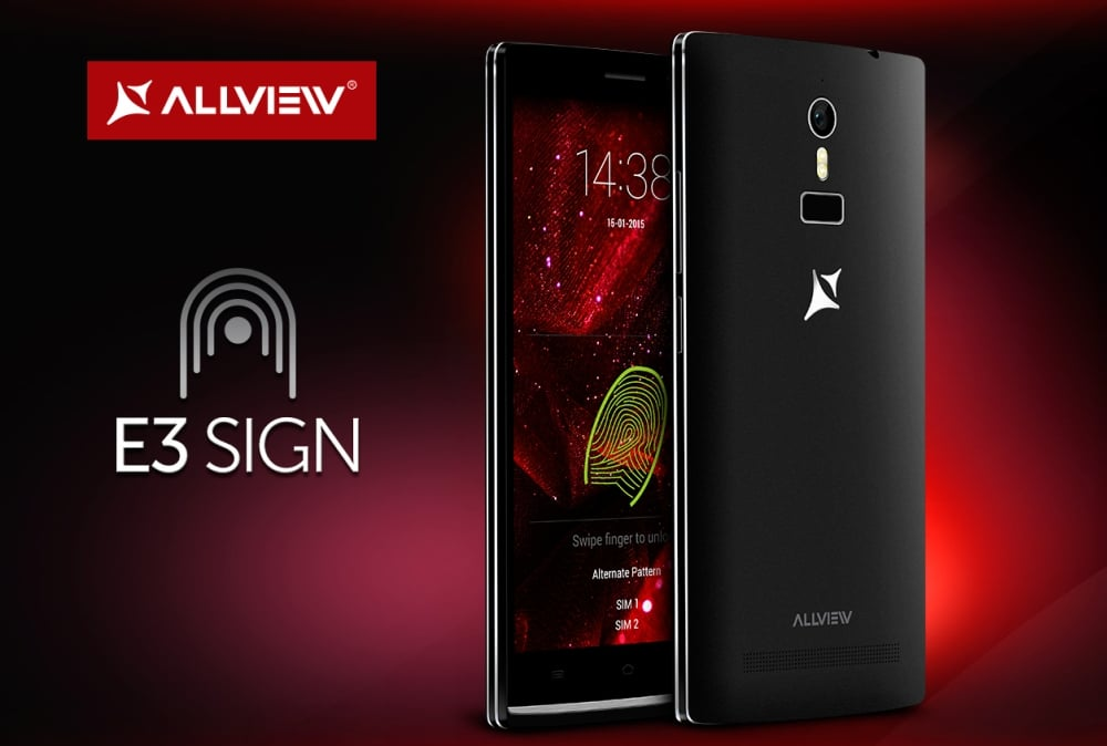 Allview-E3-sign