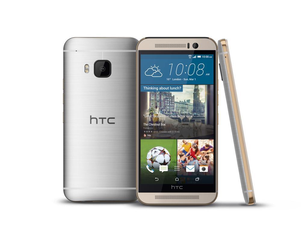 HTC One M9 wreszcie oficjalnie zadebiutował! 20