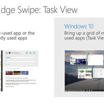 Adaptive UX - kolejne informacje o interfejsie Windowsa 10 25
