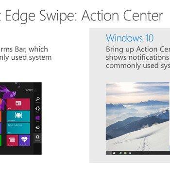 Adaptive UX - kolejne informacje o interfejsie Windowsa 10 24