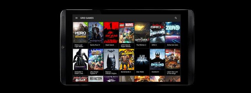 Tabletowo.pl Jedna tarcza i dwa pady, czyli lokalny multiplayer w NVIDIA Shield Tablet Android Gry NVIDIA