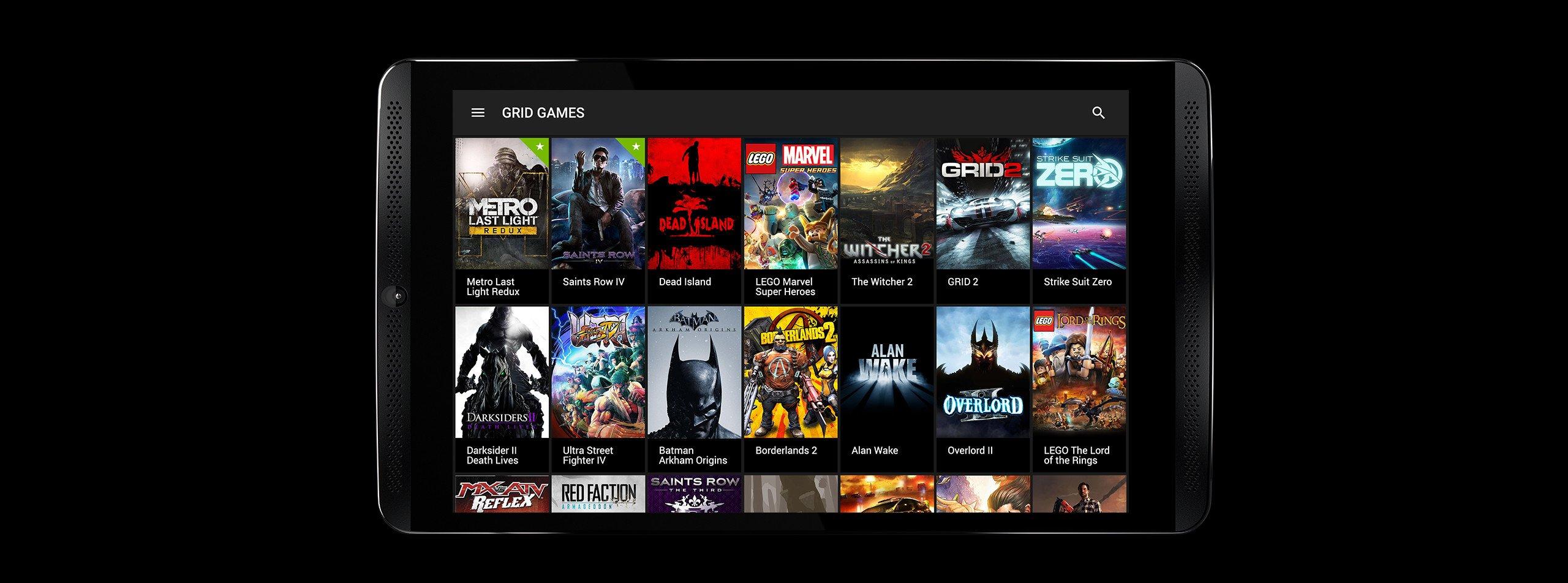 Tabletowo.pl GRID - wszystko, co powinniście wiedzieć o nowej usłudze NVIDII Android Gry NVIDIA