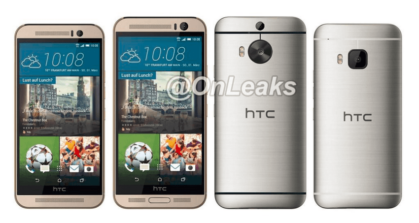 HTC One M9 Plus vs One M9