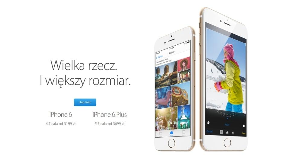 iphone-podwyżkacen