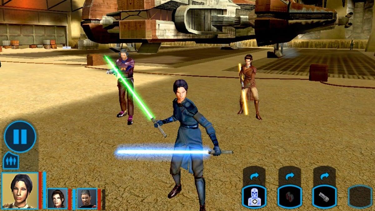 Star Wars: KOTOR i Baldur's Gate II: Enhanced Edition na Androida tańsze o połowę