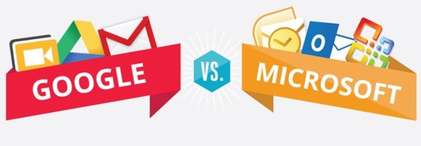Microsoft-VS-Google-Di-Dalam-Operasi-Sistem-Android