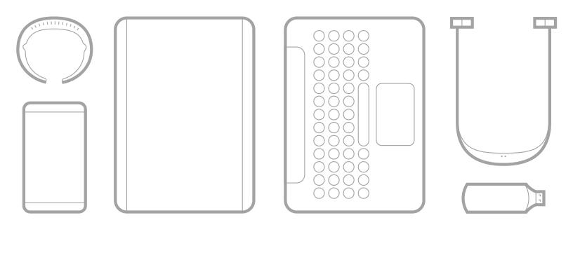 Neptune Suite - cała gama urządzeń bazujących na smartwatchu 14