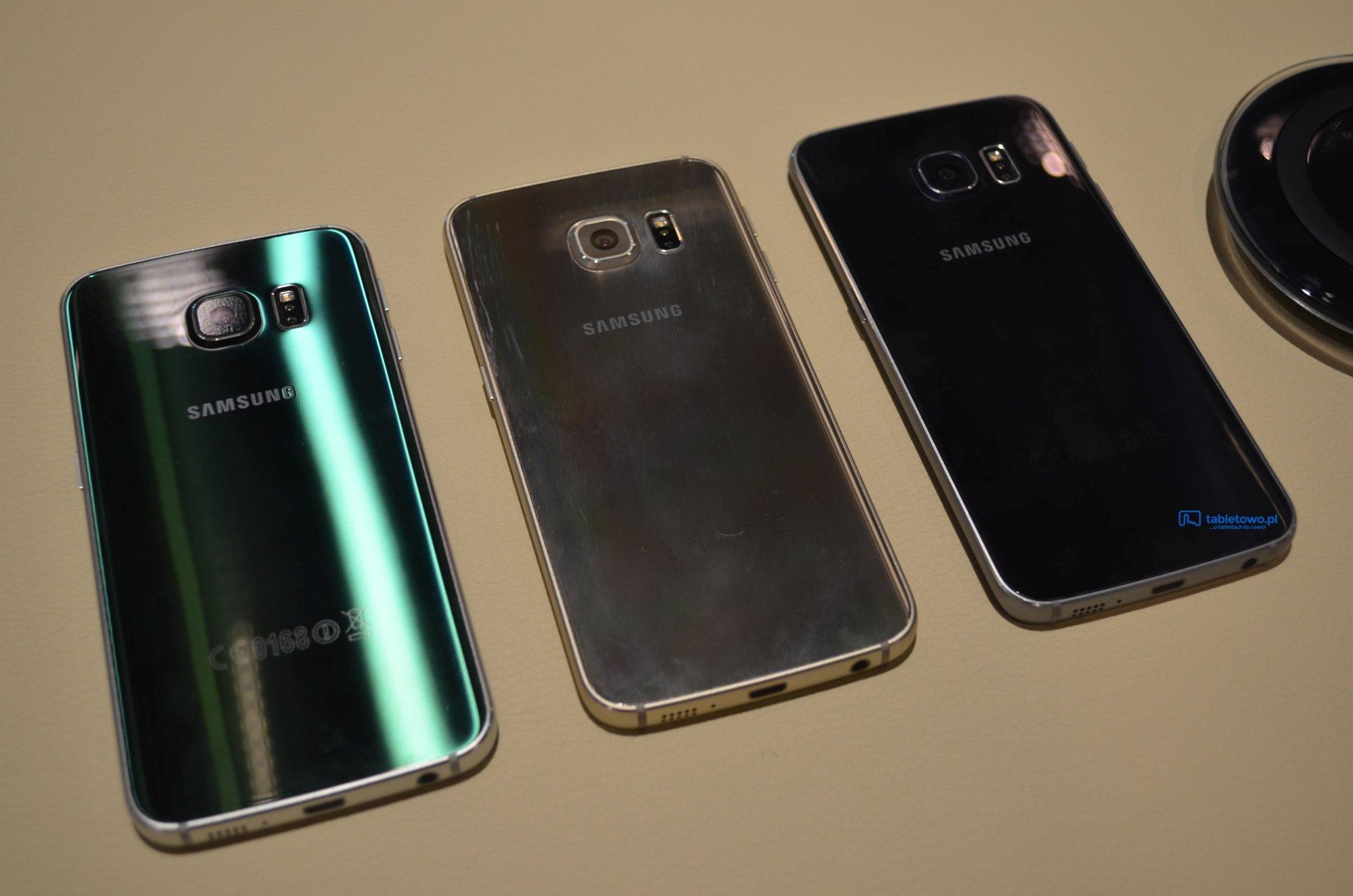 Tabletowo.pl Samsung Galaxy S6 Edge z tytułem Najlepszej nowości MWC 2015 Android Ciekawostki Samsung Smartfony