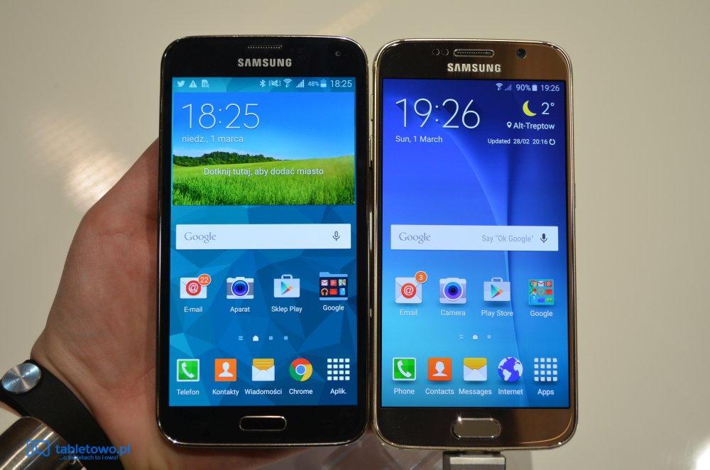 Samsungi Galaxy S6, S6 Edge, S6 Edge Plus i Note 5 mogą jako pierwsze otrzymać Androida 6.0 Marshmallow 25