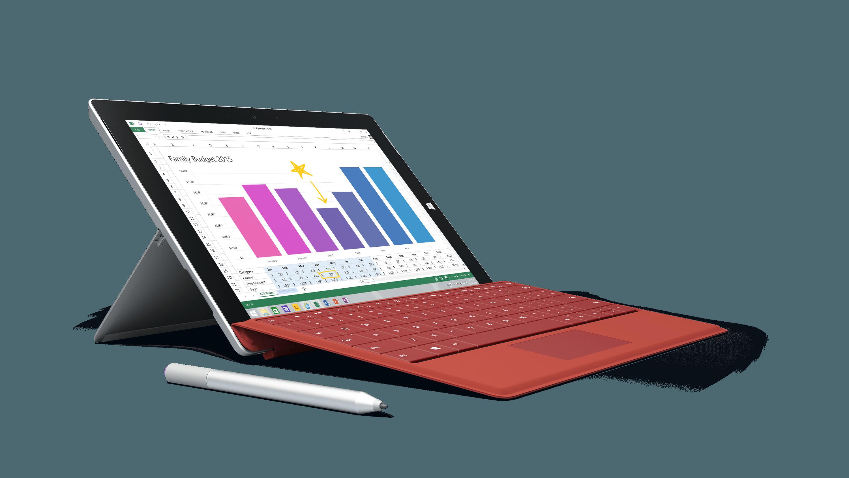 Microsoft chce sprzedać 4 miliony tabletów w 2015 roku 19
