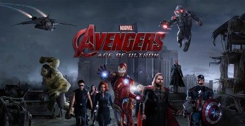 Szybki konkurs: do wygrania bilety na Avengers: Czas Ultrona i oryginalne koszulki