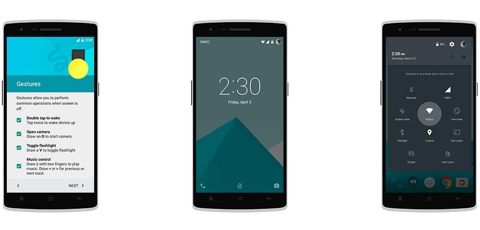 Oxygen OS OnePlus