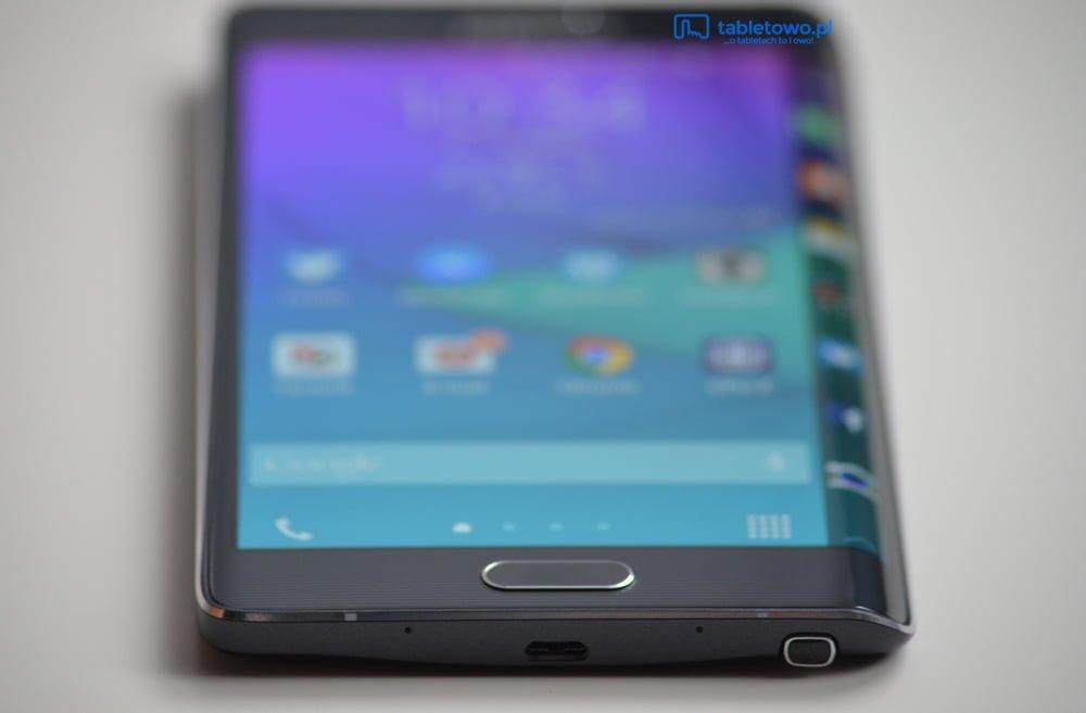 Teraz również Samsung Galaxy Note Edge z Androidem 5.1.1 Lollipop