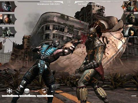 Androidowa wersja Mortal Kombat X wreszcie dostępna w naszym kraju 28