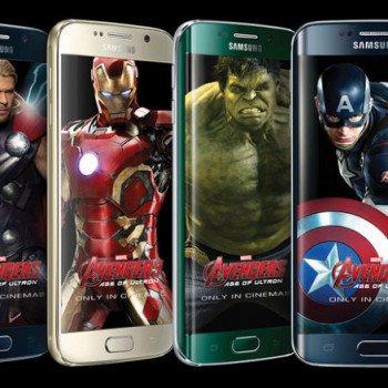 Tabletowo.pl Samsung potwierdził, że Samsung Galaxy S6 i S6 Edge będą dostępne w wersji... Avengers Ciekawostki Samsung Smartfony