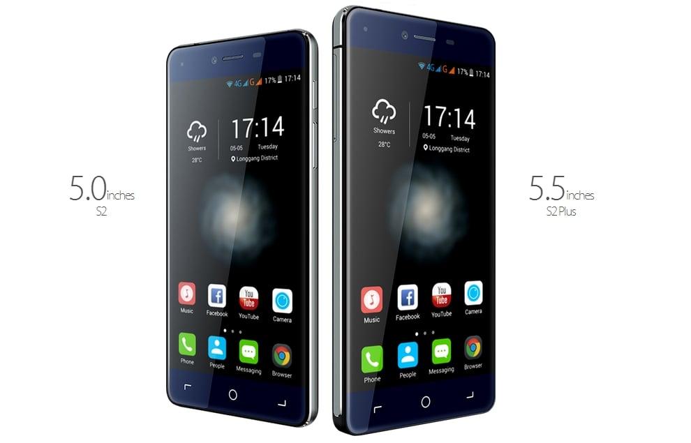 Tabletowo.pl Elephone S2 i S2 Plus - tanie smartfony z Androidem 5.1 Android Chińskie Smartfony