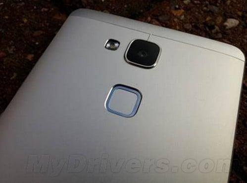 Huawei szykuje budżetowca ze skanerem linii papilarnych 29