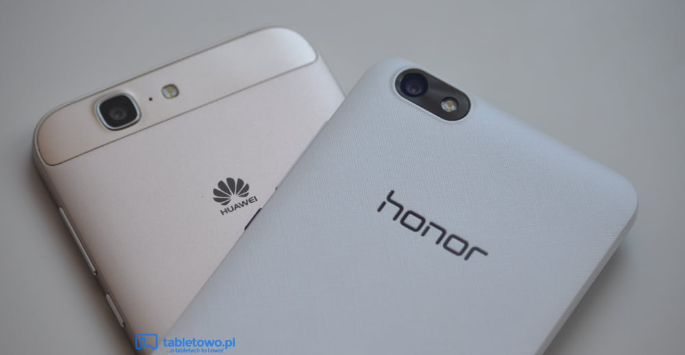 Porównanie: Honor 4X vs Huawei Ascend G7
