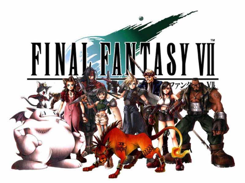 Square Enix zapowiada Final Fantasy VII na tablety 19