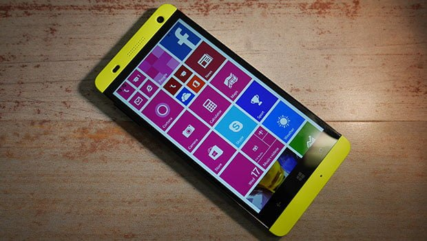 Kazam Windows phone